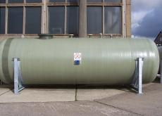 Kunststof Chemikalien Tank