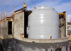 Kunststoff Druck Behälter